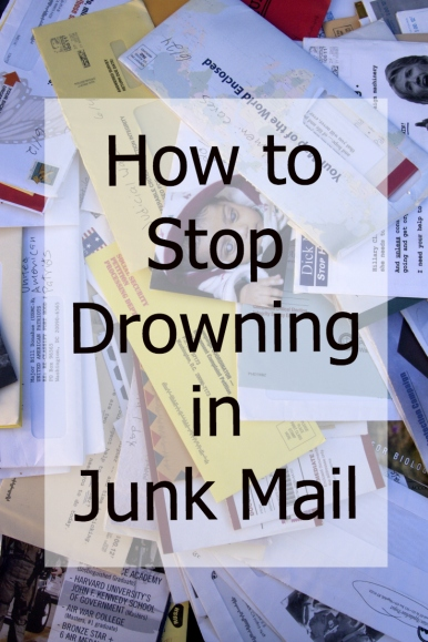 How to Stop Drowning in Junk Mail